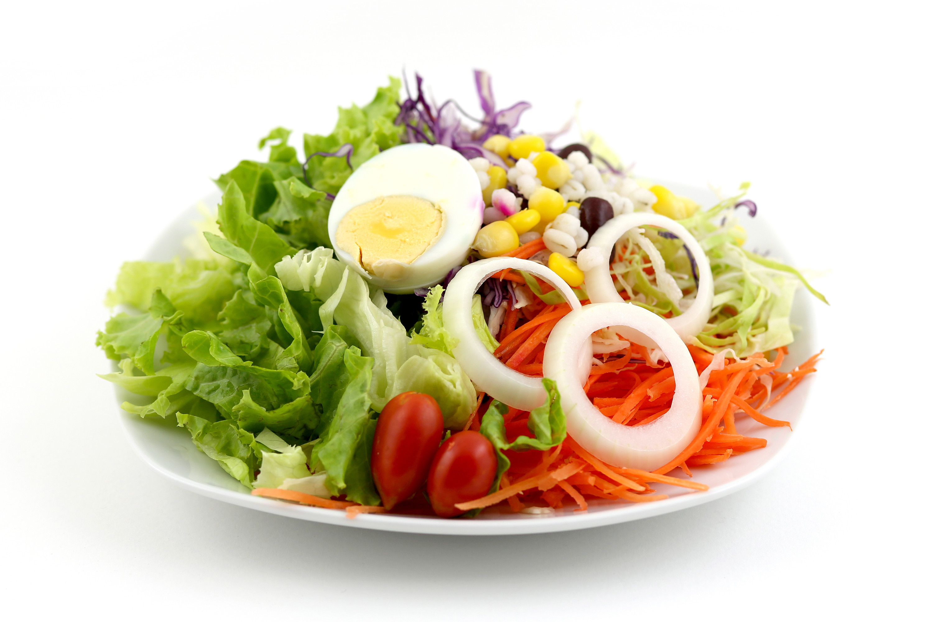 Chef's Salad © Can Stock Photo / gongzstudio